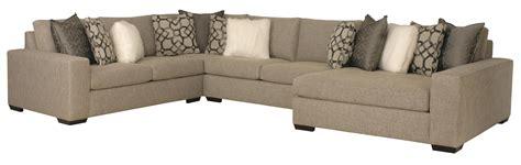 Bernhardt Sofa by Bernhardt Orlando Sectional Sofa With Contemporary Style