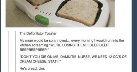 The Defibrillator Toaster by The Defibrillator Toaster Pictures