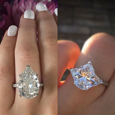 Perfect Pear Shaped Engagement Rings  Designers & Diamonds. Beautiful Engagement Rings. Solid Rings. James Allen Engagement Rings. Fire Engagement Rings. Escudero Engagement Rings. Cushion Engagement Rings. Purple Heart Wood Wedding Rings. Green Turquoise Wedding Engagement Rings