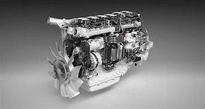 Scania Launches Simplified Diesel Truck Engine