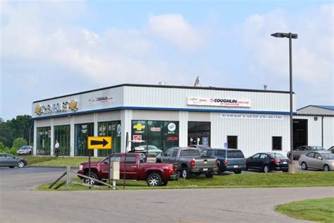 Coughlin Buick by Coughlin Chevrolet Buick Gmc Of Chillicothe Car Dealership