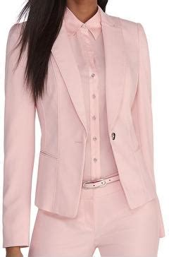 light pink blazer a fashion post just for you xo just ask