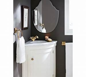 Grand Meuble Salle De Bain : 25 id es fantastiques de meuble salle de bain par potterybarn ~ Teatrodelosmanantiales.com Idées de Décoration