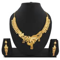 craftsvilla earrings intriguing 1gm gold necklace set online shopping