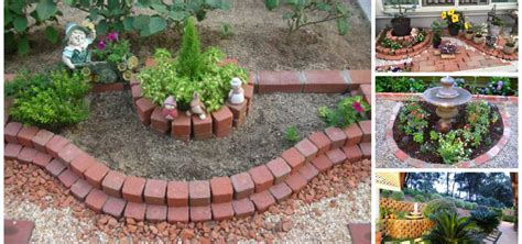bricks garden pics collection of bricks garden ideas