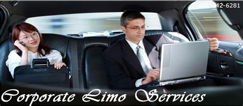 Corporate Limo Service by Dc Corporate Car Service Corporate Limousine Service