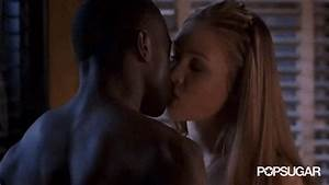 Julia Stiles and Sean Patrick Thomas, 2001 Pucker Up For