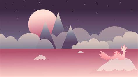 pink aesthetic laptop screen wallpapers