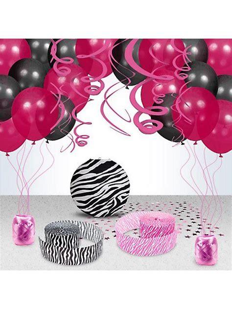 Decorating Ideas Zebra Print Birthday by Best 25 Zebra Decorations Ideas On