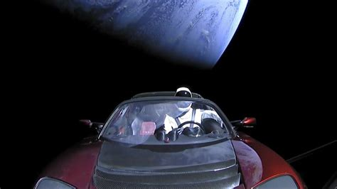 Spacex  How Long Will It Take Elon Musk's Roadster To