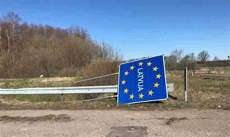 «Welcome to Latvia!» - skats patiesi iespaidīgs ...