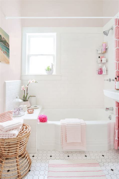pink bathroom ideas homepolish s best bathrooms 19 gorgeous spaces to inspire