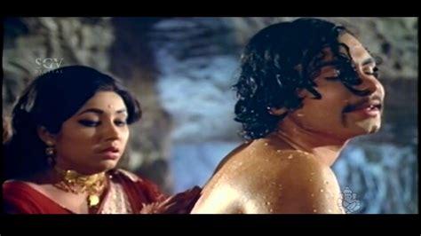 actress jayanthi kannada edakallu guddada mele jayanthi scrubs nanjunda s back