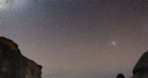 Milky Way Over Pulpit Rock Victoria I N S P I R A T I O