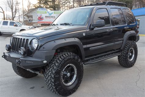 lifted jeep liberty 2005 jeep liberty renegade 4x4 go4x4it a rubitrux blog