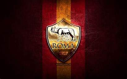 Roma Fc Football Serie Soccer Italy Italian