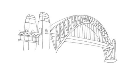 The curve of the bridge :: Sydney moderns :: Children's ...