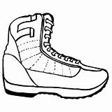 Boots Combat Drawing Army Boot Coloring Pages Getdrawings Camp sketch template