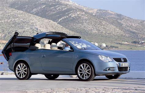 2006 Volkswagen Eos Picture 82740 Car Review Top Speed