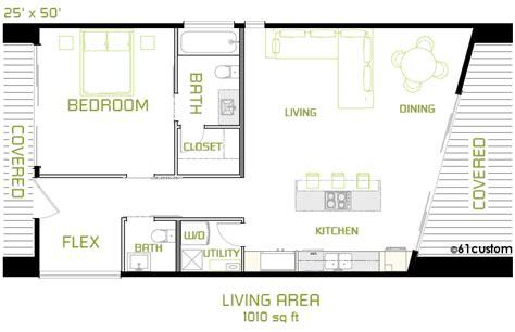 minimalist small modern house plan custom