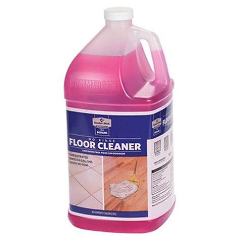1 gal commercial no rinse floor cleaner hardwood ceramic linoleum granite floor ebay