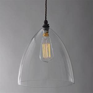 The ledbury glass pendant fritz fryer collection