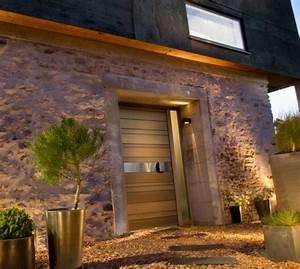 Pose Porte D Entrée : porte d 39 entr e mixte aluminium bois bel 39 m pose concept ~ Melissatoandfro.com Idées de Décoration
