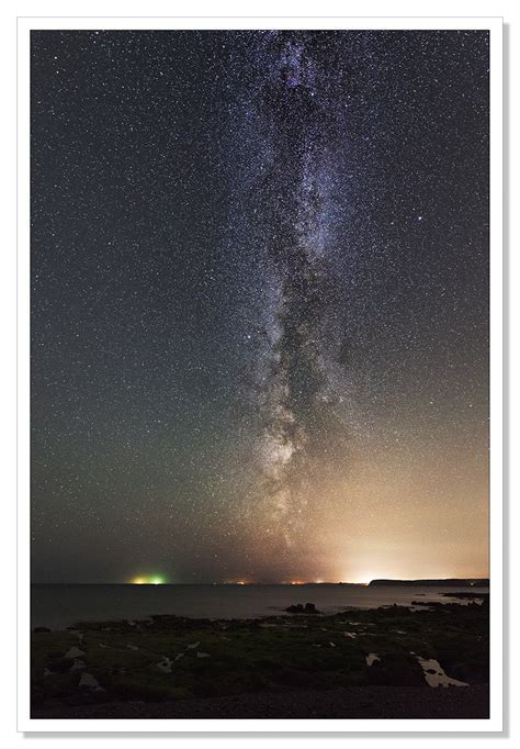 How Photograph The Milky Way Cornwall Photographic