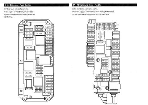 mercedes r500 problems 1998 mercedes slk230 fuse diagram 1998 get free image