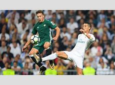 La Liga Ronaldo starts as Real Madrid fall to Real Betis