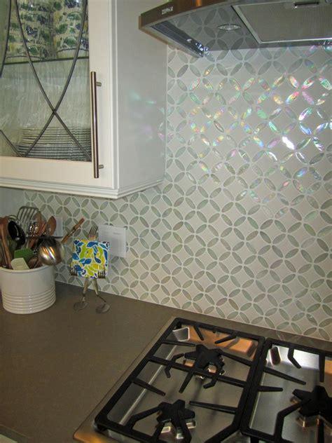 kitchen with glass backsplash photos hgtv