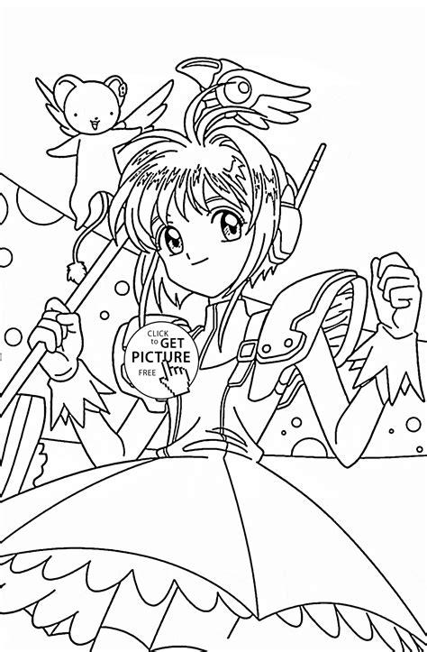 anime coloring anime coloring page for anime coloring