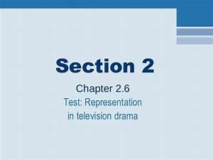 Representation test