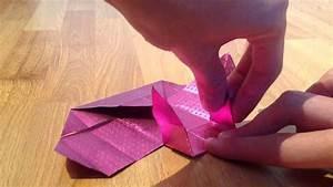 Quadratische Schachtel Falten : schachtel falten schachtel basteln anleitung f r eine papierschachte youtube ~ Eleganceandgraceweddings.com Haus und Dekorationen