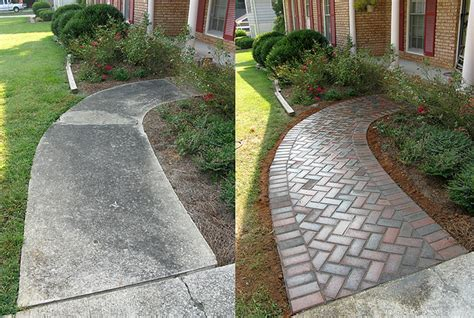 landscaping ideas pavers landscape ideas pavers vs concrete minneapolis paver design spear s landscape