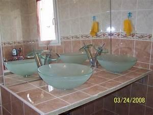Ma Salle De Bain : vos salles de bains ma salle de bain ~ Dailycaller-alerts.com Idées de Décoration