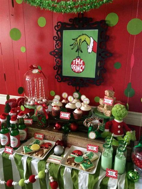 grinch christmas decoration ideas home decorating ideas