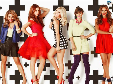 The Saturdays Wallpaper #1