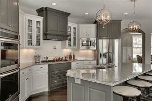 kitchen the meadows model 2014 spring parade With kitchen colors with white cabinets with crescent moon wall art