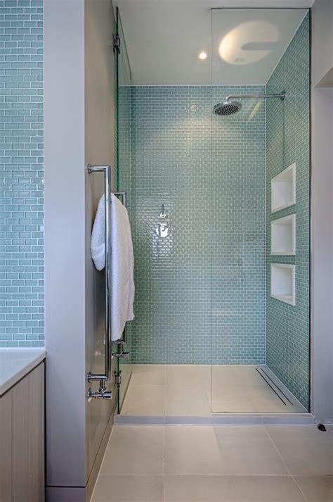 kent yellow glass tiles bathroom contemporary  tile