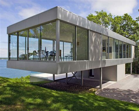 Living in a Bubble: 15 Privacy-Free Transparent Houses