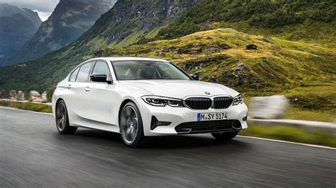 2019 Bmw 3 Series First Look Return To Grace Motor