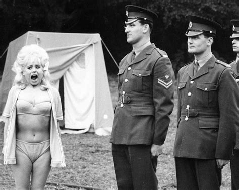Barbara Windsor in Carry On Camping. 1969 | Barbara windsor