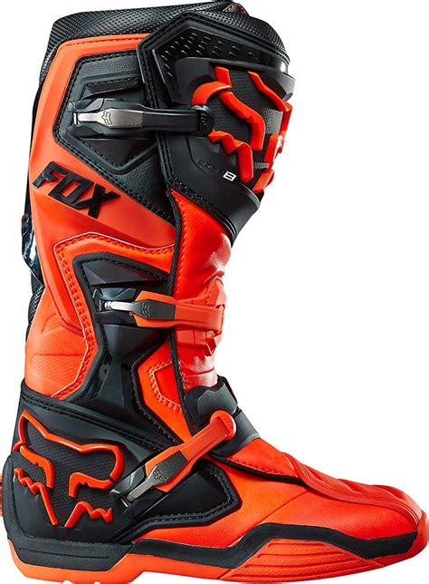 mens motocross 2016 fox racing comp 8 boots motocross dirtbike mx atv