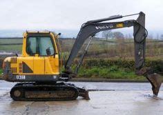 bobcat  mini excavator track hoe diesel tractor construction machine plumbed