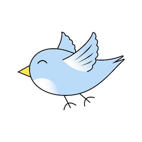 cute blue flying bird  tigerlynx cute flying cartoon