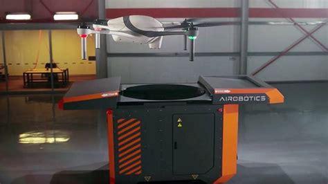 airobotics makes autonomous drones in a box foresttech