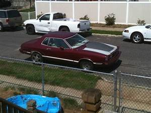 2nd gen red 1977 Ford Mustang II V8 5spd manual For Sale - MustangCarPlace