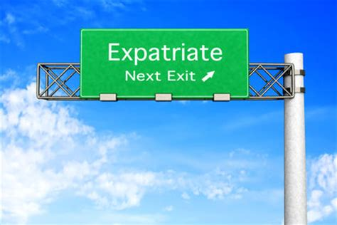 meaning of ex pat expatriates definition school model type company business
