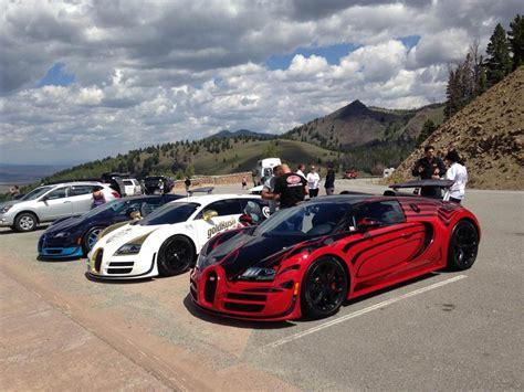 Bugatti Veyron Hits 235.7 Mph At Sun Valley Road Rally 2015